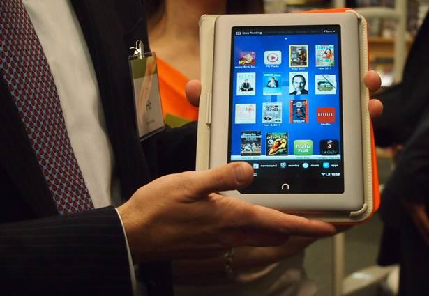 Nook Tablet Hands On