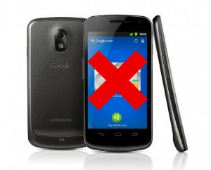 Verizon Google Galaxy Nexus