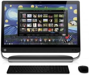HP Omni 27 PC