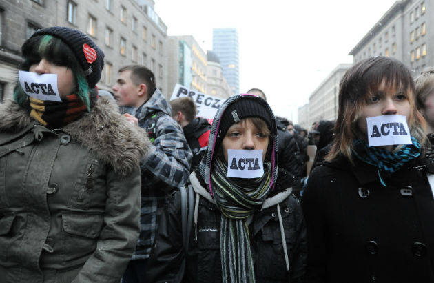 ACTA Protests