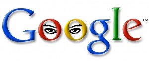 Google Eyes Logo