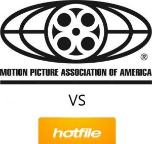 MPAA vs Hotfile