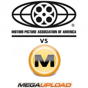 MPAA vs MegaUpload