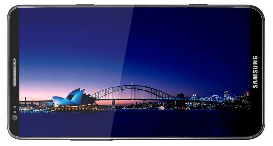 Samsung Galaxy S III Design Prototype
