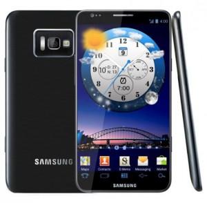 Samsung Galaxy S III Prototype