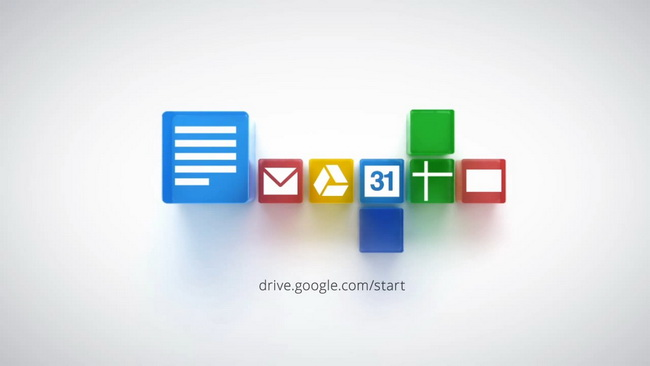 Google Drive cloud service comes with 5GB of free storage