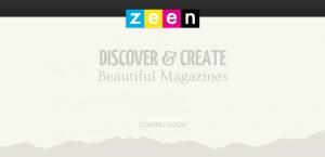 Zeen Website