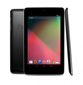 Google Asus Nexus 7 Tablet