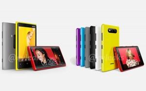 Nokia Lumia 820 920