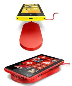 Nokia Lumia Wireless Charging